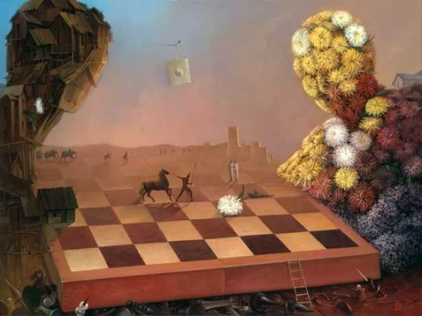 Victor Bregeda 1963 - Russian Surrealist painter - Tutt'Art@ (4)